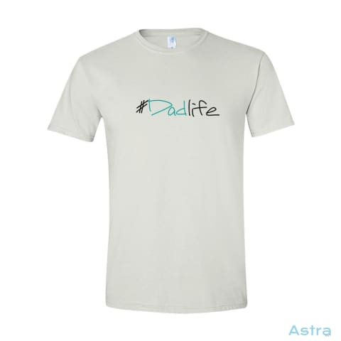 #dadlife Mens Softstyle T-Shirt Apparel Apparel Black Clothing Dark-Heather T-Shirt $19.95 Astraest.com: Astraest
