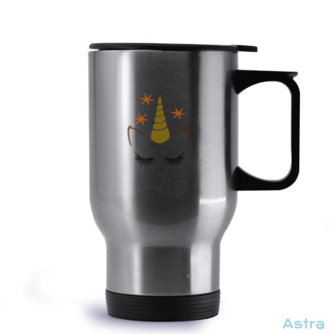 Fall Unicorn 14Oz Stainless Steel Travel Mug Drinkware 20-30 Autumn Birthday Drinkware Mug $24.99 Astraest.com: Astraest