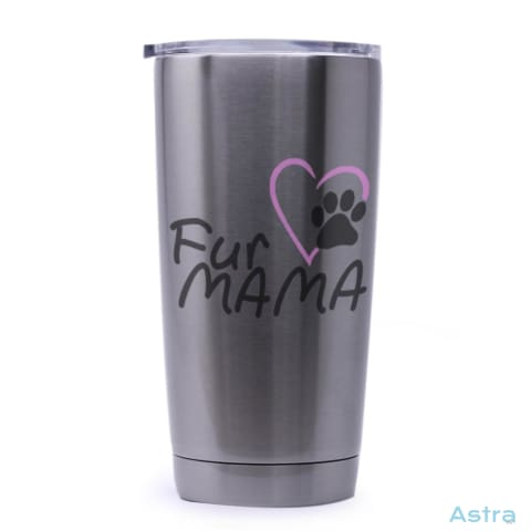 Fur Mama 20Oz Stainless Steel Tumbler Drinkware 20-30 Animal-Lovers Birthday Dog-Items Drinkware $21.99 Astraest.com: Astraest