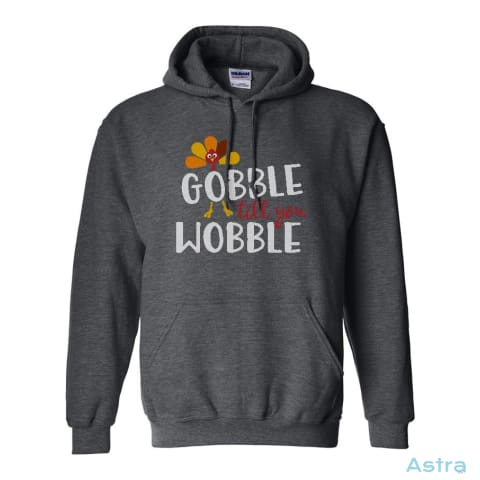 Gobble Wobble Heavy Blend Hooded Sweatshirt Apparel 30-40 Antique-Sapphire Apparel Autumn Clothing $34.95 Astraest.com: Astraest