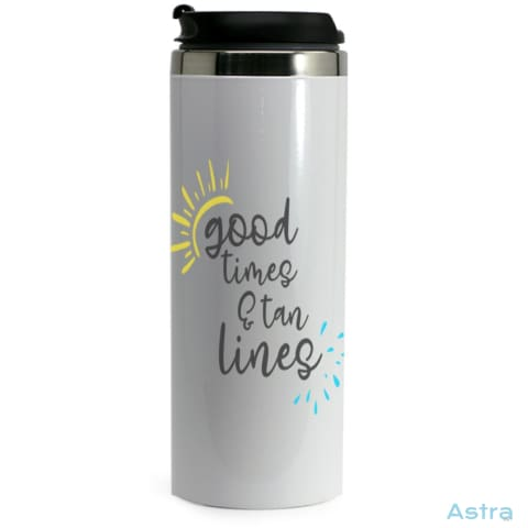 Good Times 14Oz Stainless Steel Bottle Drinkware 10-20 Drinkware Mothers-Day Predrink Premade $17.99 Astraest.com: Astraest