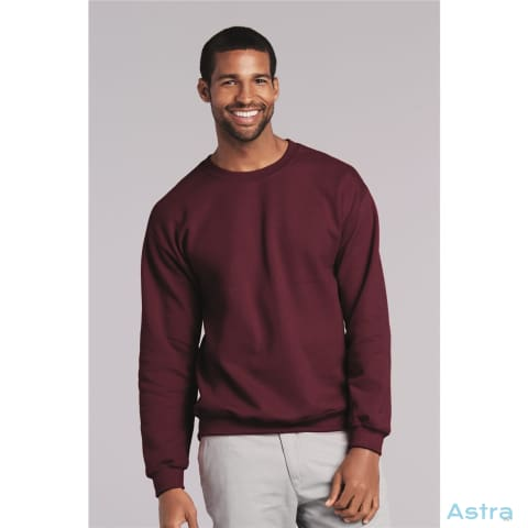 Heavy Blend Cotton Crewneck Sweatshirt Custom Apparel 20-30 Antique-Sapphire Apparel Black Blank $24.99 Astraest.com: Astraest
