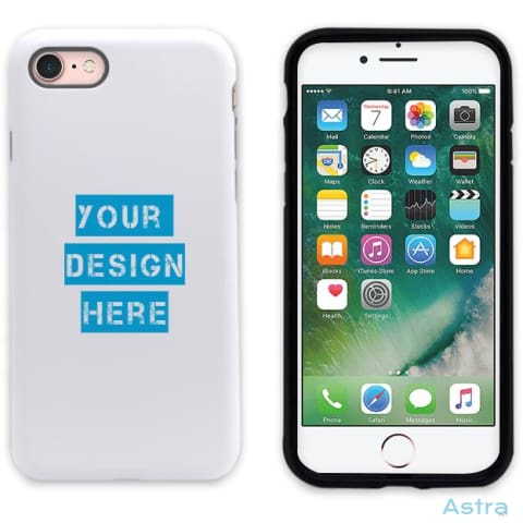 Iphone 7/8 Custom 3D Protective Phone Case Matte / Black Custom Phone Case 10-20 Blank Custom_Phone Design-Your-Own-1 Dyoi $14.99