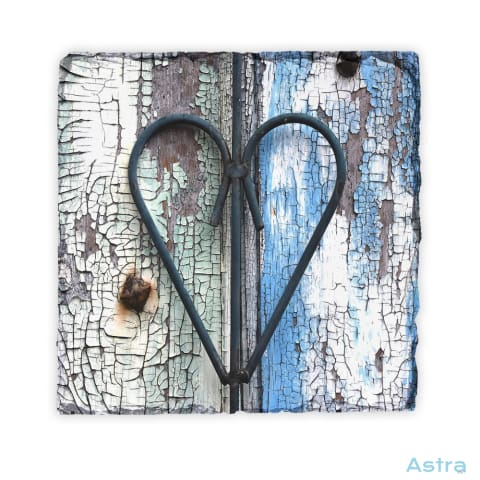 Iron Heart Square Photo Slate Home Decor 10-20 Homedecor Household-1 Photo-Slate Photo-Slates $16.95 Astraest.com: Astraest