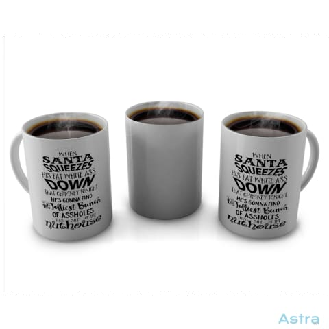 Jolliest Bunch Of Assholes 11Oz Coffee Mug Drinkware 10-20 Blue Ceramic Holiday Mug $14.99 Astraest.com: Astraest