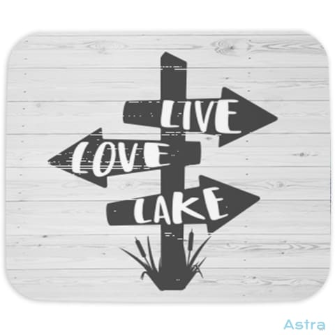 Liver Love Lake Mouse Pad Home Decor 10-20 Cloth Homedecor Household Household-1 $14.99 Astraest.com: Astraest