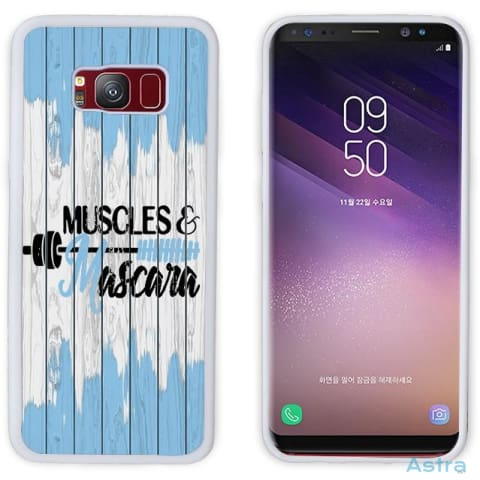 Muscles Mascara Personalized Iphone 6 7 8 X Samsung S8 S8 Plus Case Phone Case 10-20 Apple Custom Phone Feature Featured-Products $14.99