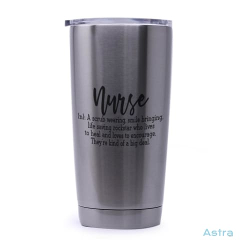 Nurse Definition 20Oz Stainless Steel Tumbler Drinkware Drinkware Mothers-Day Nurse Nursing Predrink $29.99 Astraest.com: Astraest