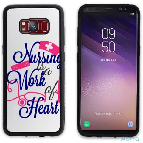 Nursing Art Personalized Iphone 6 7 8 X Samsung S8 S8 Plus Case Phone Case 10-20 Apple Custom Phone Feature Featured-Products $14.99