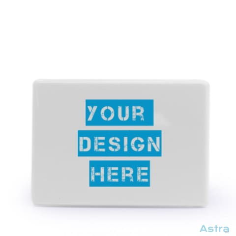 Rectangle Plastic Fridge Magnet Custom Home Decor Blank Custom_Home Design-Your-Own-1 Dyoh Magnet $11.99 Astraest.com: Astraest