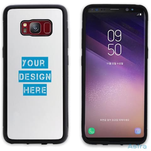 Samsung S8 Plus Custom 2D Protective Phone Case Black Custom Phone Case 10-20 Blank Custom_Phone Design-Your-Own-1 Dyop $14.99 Astraest.com: