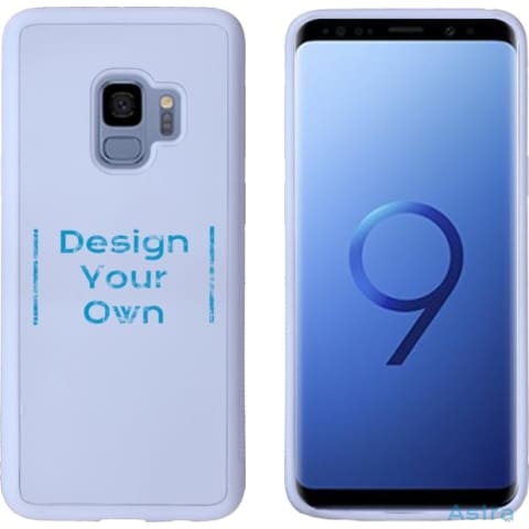 Samsung S9 Custom 2D Protective Phone Case White Custom Phone Case 10-20 Blank Custom_Phone Design-Your-Own-1 Dyop $14.99 Astraest.com: