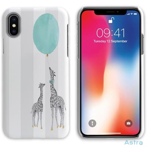 Striped Giraffe Personalized Iphone 6 7 8 X Samsung S8 S8 Plus Case Phone Case 10-20 Apple Custom Phone Feature Featured-Products $14.99
