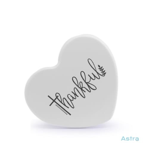 Thankful With Cross Heart Shaped Plastic Fridge Magnet Home Decor 10-20 Autumn Birthday Homedecor Household-1 $12.95 Astraest.com: Astraest