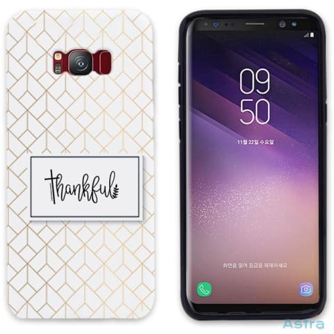 Thankful With Cross Personalized Iphone 6 7 8 X Samsung S8 S8 Plus Case Phone Case 10-20 Apple Custom Phone Feature Featured-Products $14.99