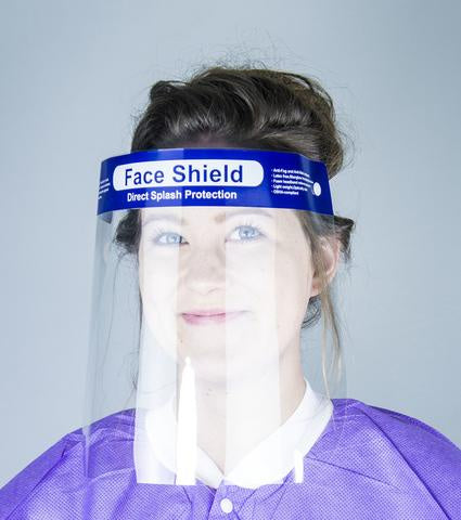 Personal Protective Equipment Face Shield Basic 2020