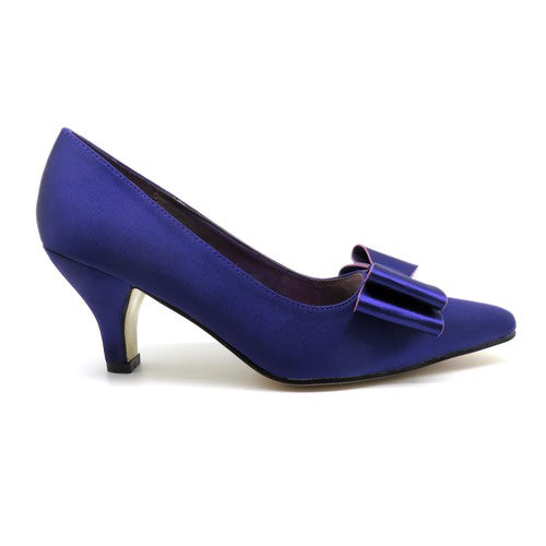 Valenti Franco Purple Pump 35324 - RALLY-7 Fall 2019