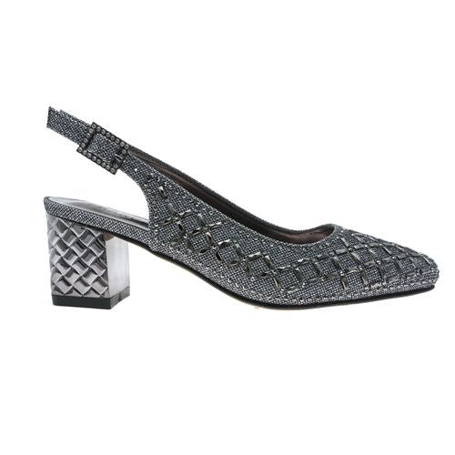 Valenti Franco Pewter Slingback 35281 - Cali-1 Holiday 2019