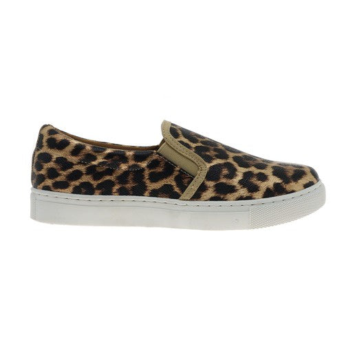 Pierre Dumas Leopard Fashion Sneaker Shoe 81493 TRAVELER Spring 2020