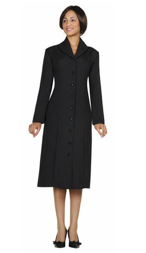 Regal Robes GMI Black Long Sleeve Usher Uniform Dress G11674 Basic 2020