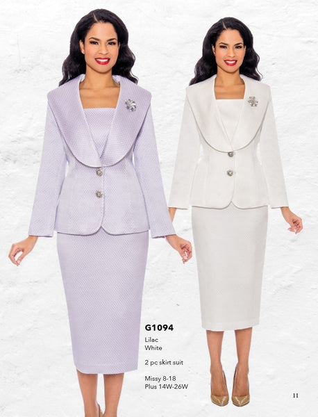 Giovanna Suit G1094 Markdown 2019