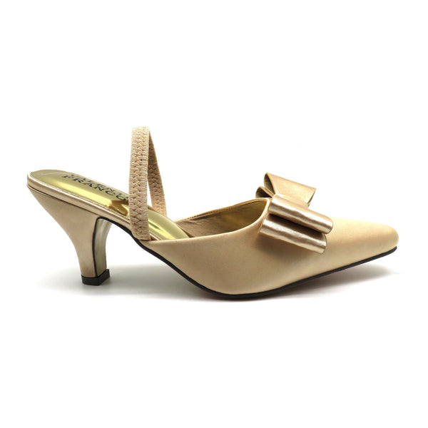 Valenti Franco Gold Slingback 35318 Fall 2019