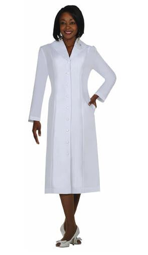 Regal Robes GMI White Long Sleeve Usher Uniform Dress G11674 Basic 2020