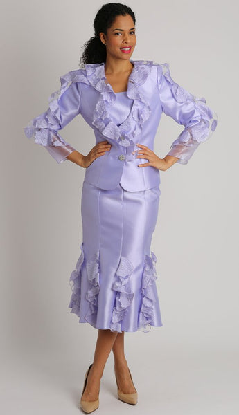Diana Suit Lavender 8429 Markdown 2019