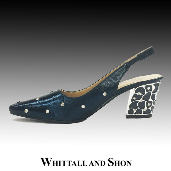 W&S Slingback Shoe H125 Spring 2019