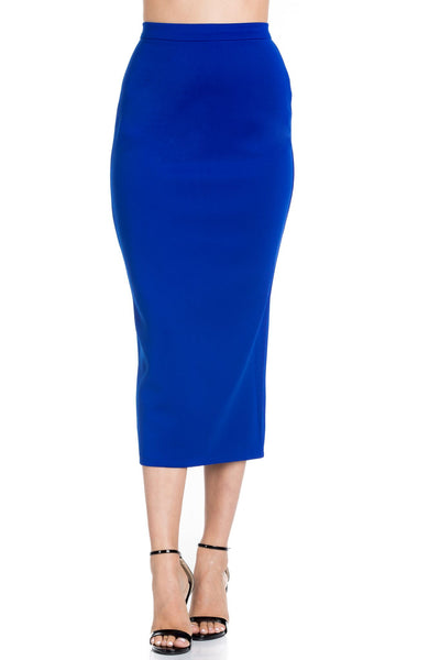 Perspective Royal Pencil Skirt S001 Basic 2020
