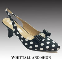 W&S Shoe H130PD Spring 2019