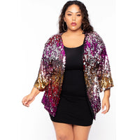 Sequin Jacket PL-002 Fall 2020