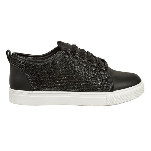 Pierre Dumas Black Fashion Sneaker Shoe 81492 TRAVELER Spring 2020