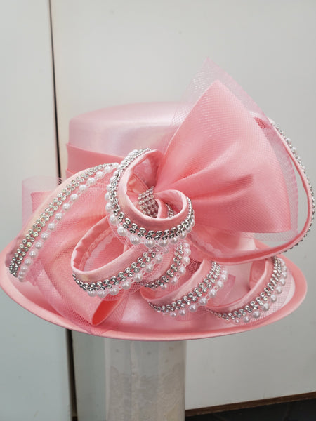 Giovanna Pink HM975 Hat Spring 2020
