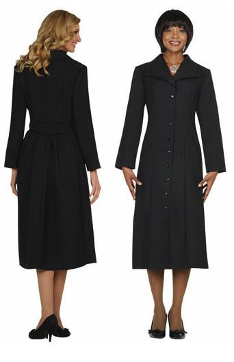 Regal Robes GMI Black Long Sleeve Usher Uniform Dress G11573 Basic 2020
