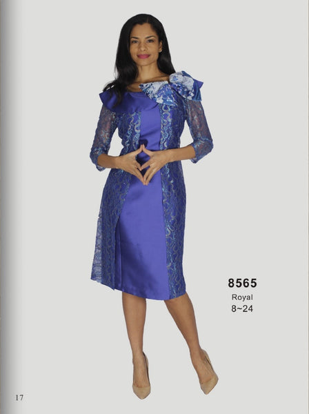 Diana Royal Dress 8565 Fall 2020