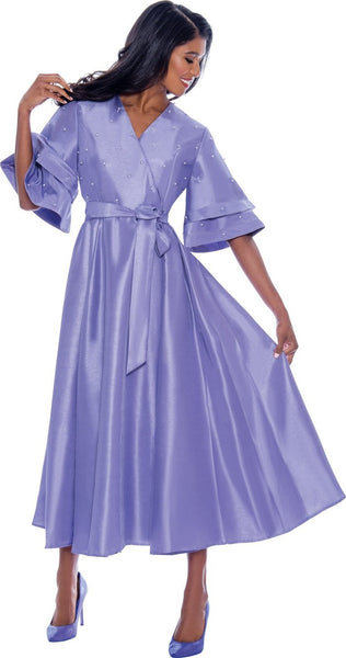 Nubiano Lavender Dress DN1791 Spring 2021
