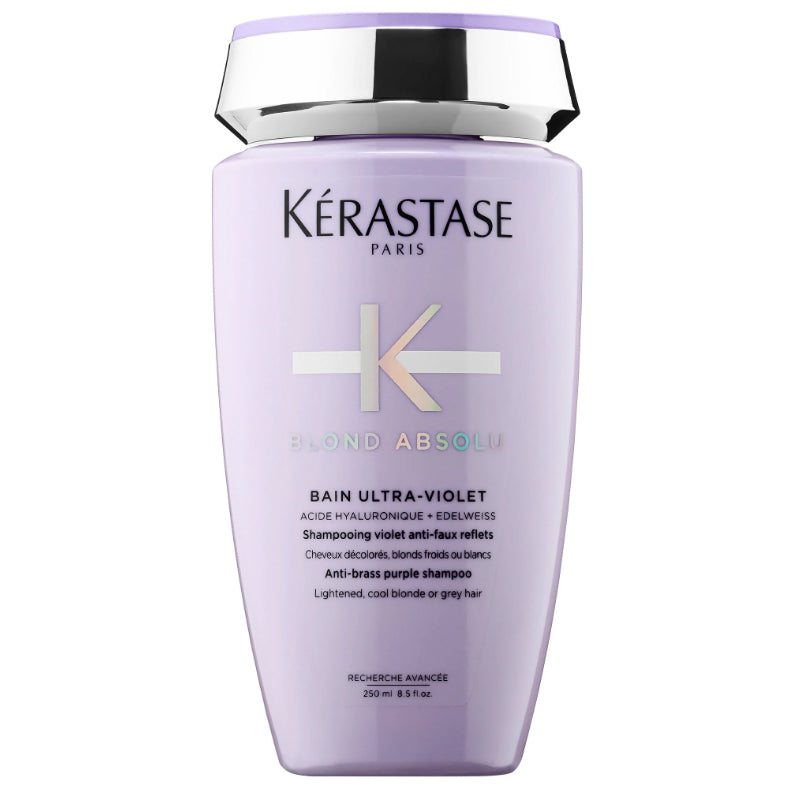 Blond Absolu Bain Ultra-Violet Purple Shampoo