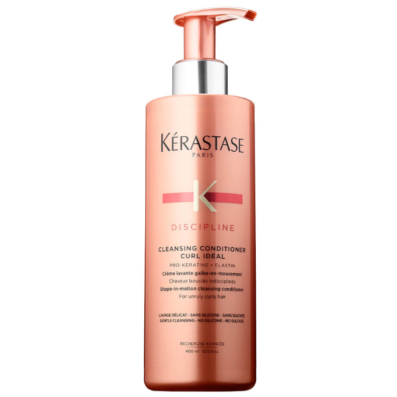 Discipline Curl Idéal Cleansing Conditioner
