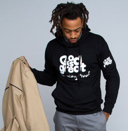 God is Great Apparel Hoodies for Men