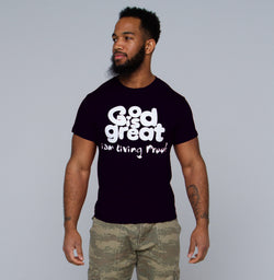 God is Great Apparel Tee for Men