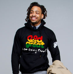 For The Culture Hoodie for Men
