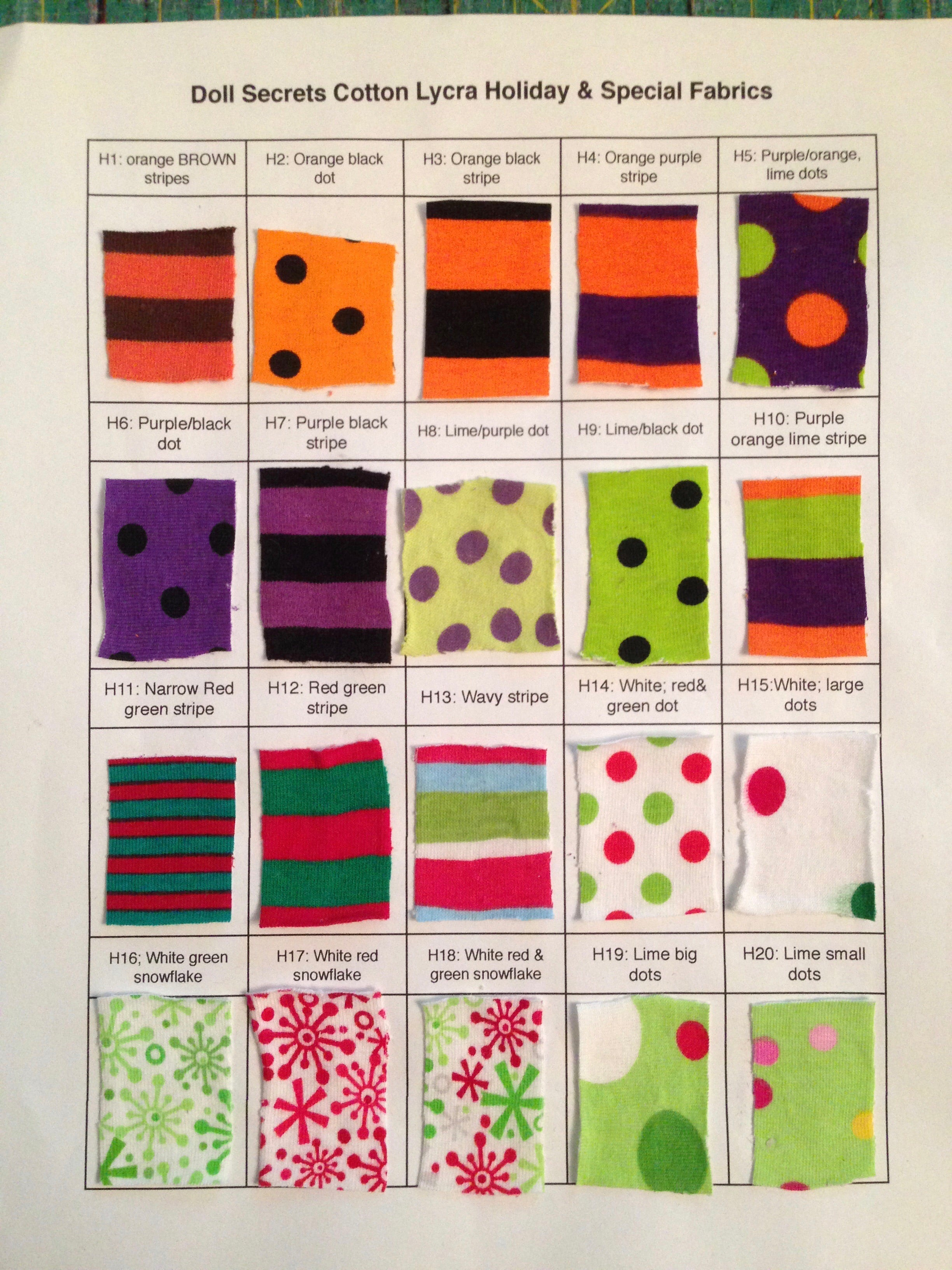 Cotton Lycra Holiday Fabric