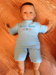 "15"" Bitty Baby Embroidered Outfit"