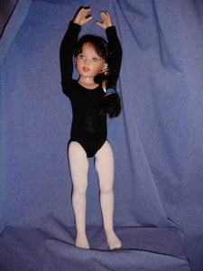 "16"" Seasons Leotard & Tights"