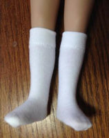 "13"" Effner Little Darling Solid Color Knee Socks"