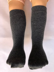 "23"" My Twinn Solid Color Knee Socks"