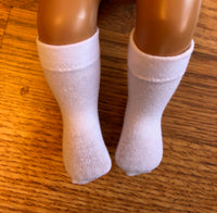 "12"" Baby Sasha Solid Color Knee Socks"