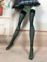 "17"" Monster HIgh Thigh High Stockings"
