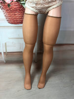 "20"" Vintage Cissy Thigh High Hose"